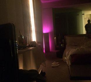 Zimmer W Barcelona Hotel