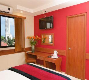 Superior Room 2 Hotel Centroamericano