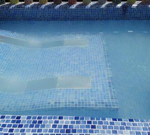 Wasser ist etwas trüb IFA Catarina Hotel