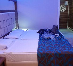 Schlafbereich Hotel Grand Zaman Beach