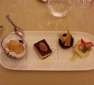 Dessertauswahl Jazz Hotel