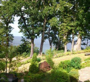 Ausblicke vom Hotel Inselhotel Rügen B&B