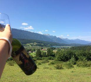 Wanderung zum Weingarten - inklusive Verkostung Alpen Adria Hotel & Spa