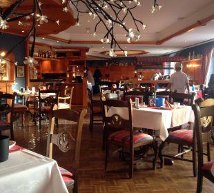 Restaurantbereich Hotel Wernerwald