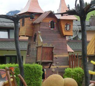 Harry-Potter Spieleland Leading Family Hotel & Resort Alpenrose