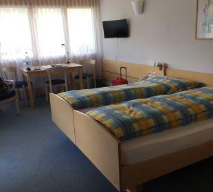 Einfach, aber sauber Hotel Alpina