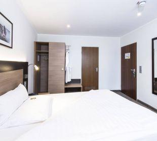 Doppelzimmer Astor und Aparthotel