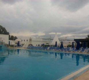 In der Früh! Hotel Samira Club