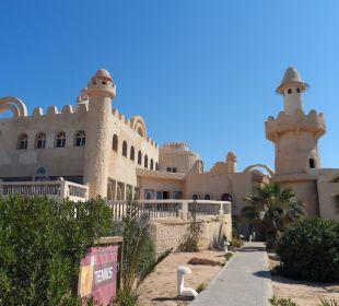 Rezeption von Hinten Rimel Beach Resort  (existiert nicht mehr)