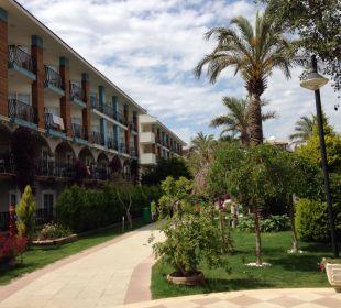 Tolle Anlage Belek Beach Resort Hotel