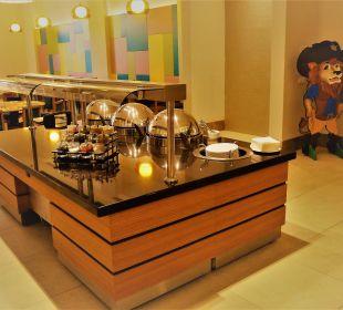 Ausschnitt vom Restaurant Anka im Hotel Aska Lara Aska Lara Resort & Spa