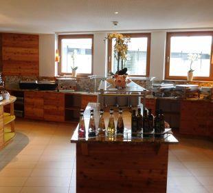 Das Büffet Hotel Bon Alpina