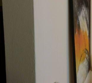 Wandbild das 3 cm abstand Hotel Post