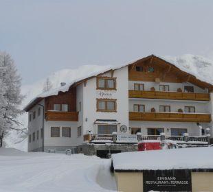 Almhaus mit Komfort Hotel Alpenrose