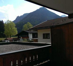 Ausblick vom Zimmer Wohlfühlhotel Ortnerhof