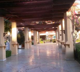 Gartenanlage ROBINSON Club Soma Bay