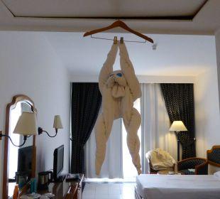 Tägliche Dekorationen des Zimmers