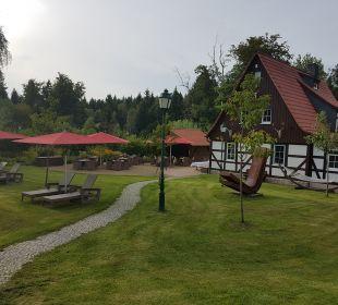 Gartenanlage Naturresort Schindelbruch