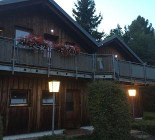 Außenansicht Hotel Bayerischer Wald