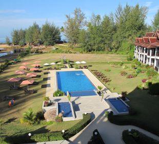 Ausblick vom Zimmer  Khao Lak Riverside Resort & Spa