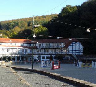 Hauptgebäude, Reitplatz & Gourmetrestaurant Hardenberg BurgHotel