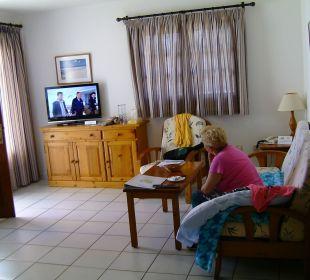 Wohnzimmer Bungalow 16 Bungalows & Appartements Playamar