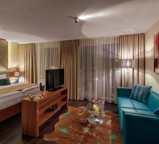 Junior Suite Amedia Luxury Suites Graz