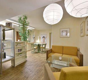 Kosmetik- und Massagebereich Die Gams Hotel - Resort