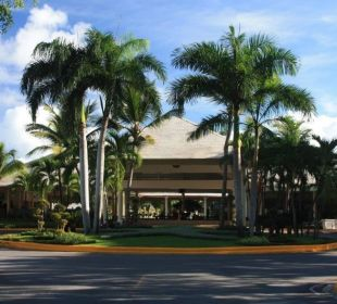 Blick Richtung Lobby IBEROSTAR Hotel Punta Cana