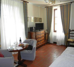 Eckzimmer Superiore Nr. 123 Hotel & Wine Resort Villa Dievole