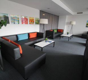 Panorama-Lounge Hotel Zentrum Ländli
