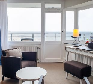 Zimmer mit Balkon & Meerblick Hotel Neptun