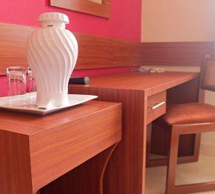 Desk Hotel Centroamericano