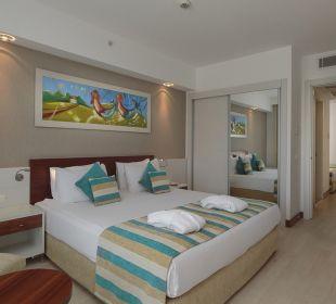 Zimmer Sunis Hotel Evren Beach Resort & Spa