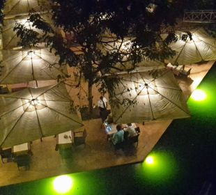Ayurvedisches Restaurant Hotel Lanka Princess