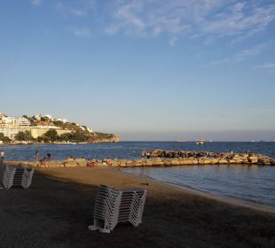 Von der Terrasse des Hotels Hotel Ibiza Playa