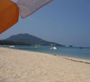 Strand am Hotel Hotel Dewa Phuket