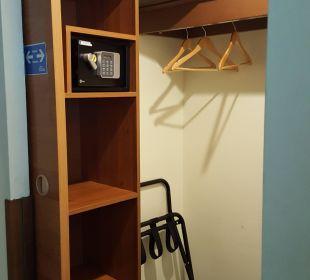 Abstellraum Safe Zimmer AHORN Seehotel Templin