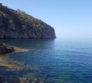Linke Seite d. Bucht Olimarotel Gran Camp de Mar