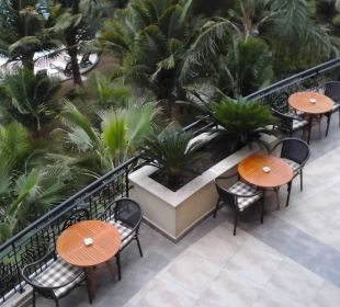 Terrasse Hotel Royal Dragon