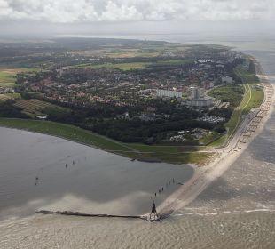Inklusiv Strandkorb am 10 km langen Sandstrand Haus Mühlentrift