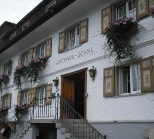Andere Sicht  die Sonnigen Hotel und Restaurant