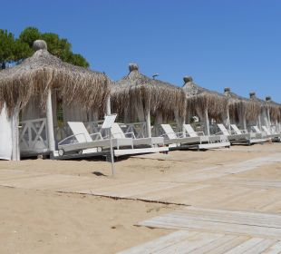 Kostenpflichtige Cabanas SENTIDO Perissia