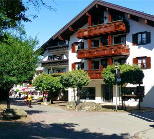 In der Nähe des Hotels Hotel Mohren