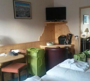 Kleines Doppelzimmer Hotel Klausen