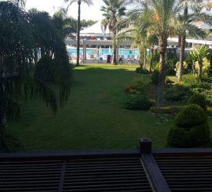 Gartenanlage Sunis Hotels Elita Beach Resort & SPA
