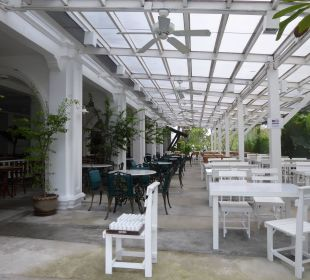 Frühstücksbereich The Old Phuket - Karon Beach Resort
