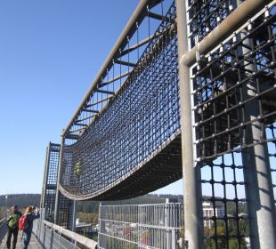 Brücke auf der Kappe Hapimag Resort Winterberg