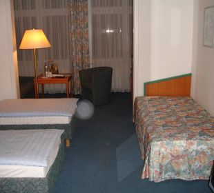 Eine der Suiten im Hotel Hotel Forelle