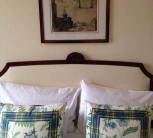 Bett Hotel Sacher